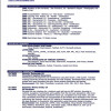Resume Copy And Paste Template