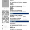 Resume Templates On Word 2010