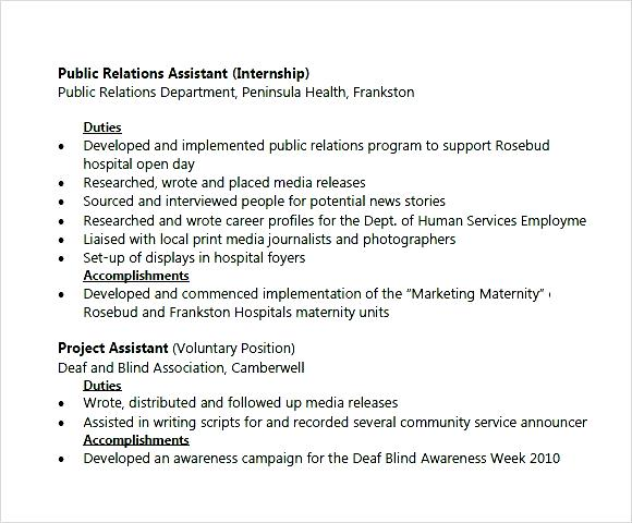 public relationship pdf