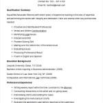 Associate Attorney Resume Example