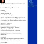 Beauty Consultant Resume Sample