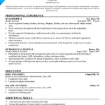 Certified Home Health Aide Resume