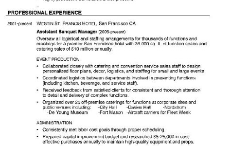 top banquet manager resume samples aploon banquet manager cover letter