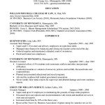 Corporate Lawyer Resume