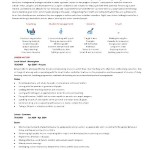 Curriculum Vitae For Teacher Format