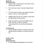 Developing Your Resume PDF