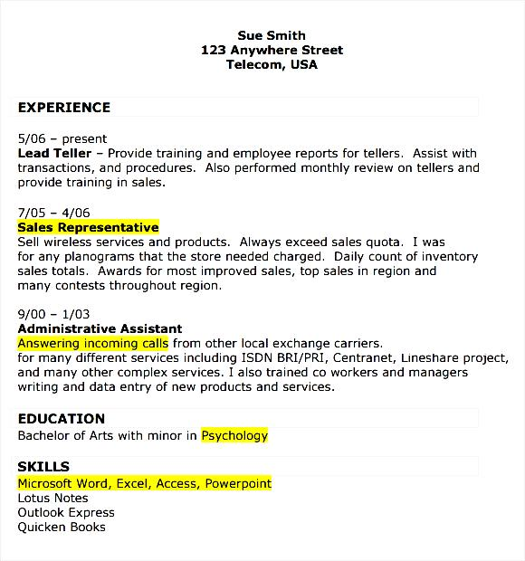 Ideas Of Sample Retail Store Manager Resume With Additional