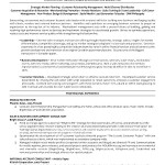Executive Director Resume Samples
