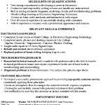 Functional Resume Sample Electronics Engineering Technician.png