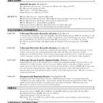 handyman resume sample - Handyman Resume Samples