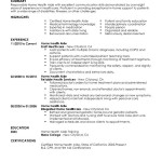 Healthcare Assistant Resume Sample