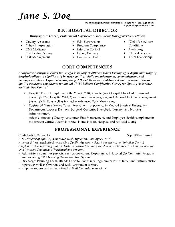 healthcare assistant sample resume  free samples