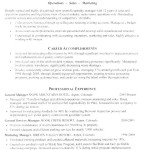 Hospitality Management Resume Sample