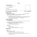 mba resume template download free samples examples format