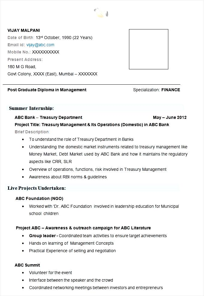 MBA-Finance-Resume-Example-with-Free-Download-Template Anesthesiologist Curriculumvitae on resume sample, operating room, resume example,