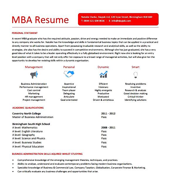 MBA-Resume-Sample Curriculumvitae Format For Secretary on european date format, professional curriculum vitae format, reference letter format, calendar format, presentation format, bank account number format, schedule format, sample full block letter format, job letter format, title page format, research format, personal profile format, letter of recommendation format, business plan format, book format, writing sample format, example of outline format, proposal format, note format,