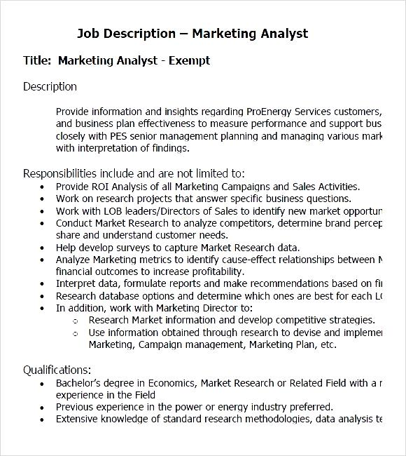 a sample of a resume writing a proposal for a dissertation – Research Analyst Job Description