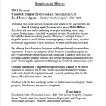 Marketing Resume Format PDF