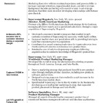 Marketing Resume Objective