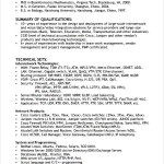 Networking Engineer Resume Format