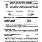 Quality Assurance Supervisor Resume