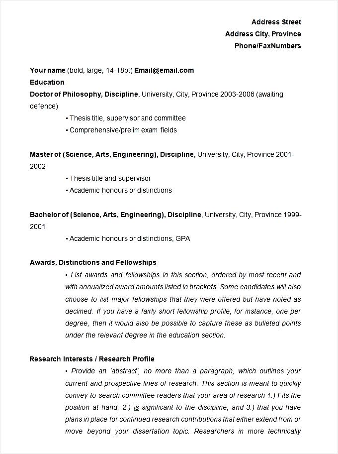 research analyst resume format template