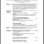 Resume Builder For Free To Print Sample