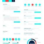 Resume Flat Design