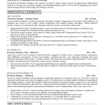 Resume Sample Warehouse Worker
