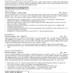 Resume Skills For Warehouse Worker
