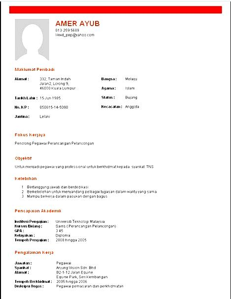 resume wizard template download