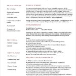 Risk Consultant Resume Sample