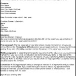 Sample Correctional Officer Cover Letter