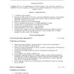 warehouse associate skills for resume free sles