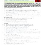 Curriculum Vitae Format In Sri Lanka