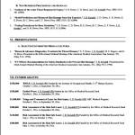 Medical Curriculum Vitae Format