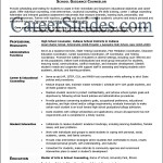 Sample Curriculum Vitae For Counselors
