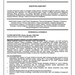 Administrative Executive Assistant Resume