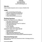 Comments General Office Clerk Resume