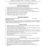 Executive Assistant Description For Resume