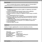 Free Microsoft Office Resume Templates 2007