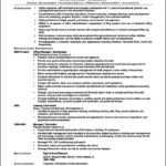Free Resume Templates For Office Manager