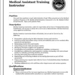 Front Office Medical Assistant Resume Sample