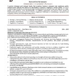 Great Executive Resumes