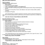 Job Duties Office Manager Resume