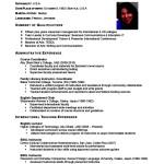 Make An Academic Resume