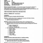 Medical Office Assistant Resume Objective