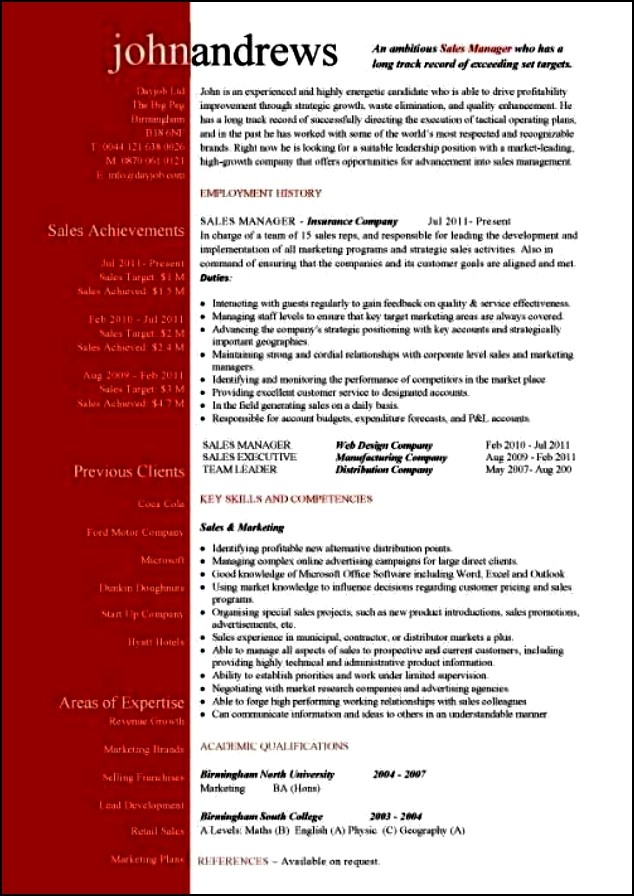 modern resume templates 2016 free samples examples format