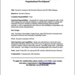 Office Aide Resume