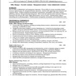 Office Assistant Resume Download